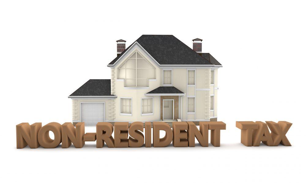 Non resident landlord